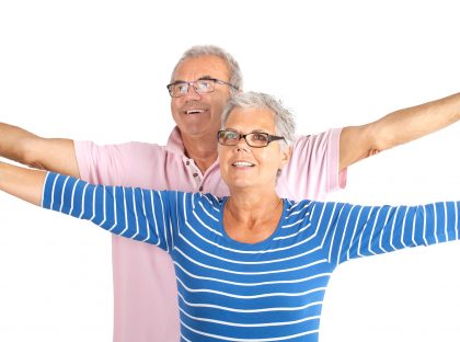 Lebensfreude Senioren